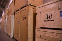 Transportation boxes