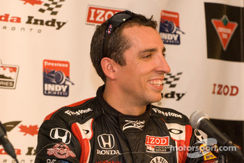 Press conference: Justin Wilson, Dreyer & Reinbold Racing