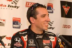 Press conference: Justin Wilson, Dreyer & Reinbold Racing