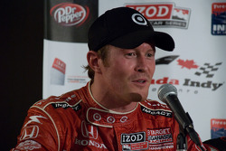 Press conference: Scott Dixon, Target Chip Ganassi Racing