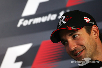 FIA press conference: Timo Glock, Virgin Racing
