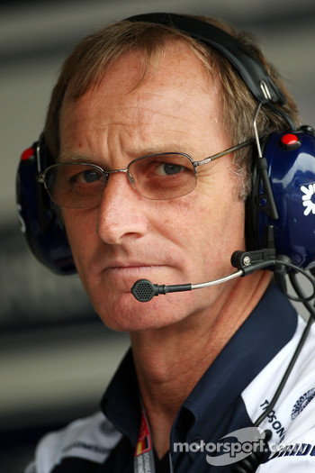 Dickie Stanford, Williams F1 Team