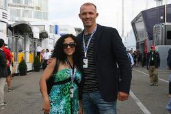 Susianna Kentikian and Jurgn Brahmer, Professional boxers