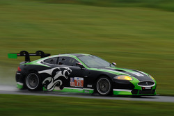 #75 Jaguar RSR Jaguar XKRS: Marc Goossens, Ryan Dalziel