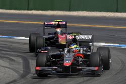 Adrian Sutil, Force India F1 Team, Jaime Alguersuari, Scuderia Toro Rosso