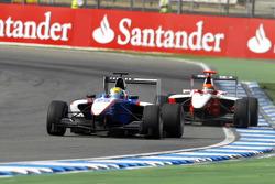 Nico Muller leads Alexander Rossi