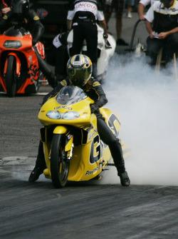 Karen Stoffer, GEICO Powersports Suzuki
