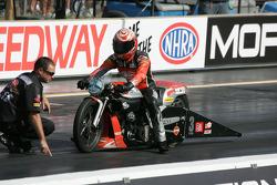 Andrew Hines, Screamin' Eagle Vance & Hines Harley-Davidson