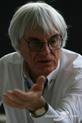 Ecclestone not giving up on Bahrain GP