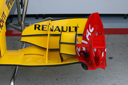 Renault front wing