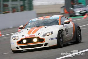 Jota Sport Aston Martin V8 Vantage GT4