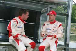 Christoffer Nygaard and Stefan Mücke