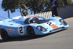 Group 5A race winner Bruce Canepa, 1969 Porsche 917K