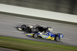 Dario Franchitti, Target Chip Ganassi Racing, Ed Carpenter, Panther Racing/Vision