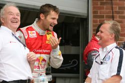 Martin Tomczyk, Audi Sport Team Abt and Johnny Herbert