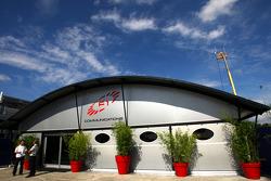 Formula 1 Television headquarters
