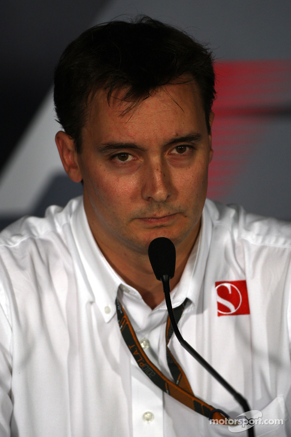 Friday press conference: James Key, BMW Sauber F1 Team