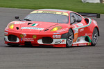 #96 AF Corse Ferrari F430 GT: Gianmaria Bruni, Jaime Melo