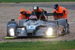 #43 Dams Formula Le Mans - Oreca 09: Andrea Barlesi, Alessandro Cicognani, Gary Chalandon