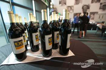 Pirelli farewell party: Pirelli wine