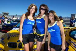 The charming Turner Motorsport girls