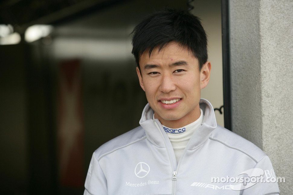 Congfu Cheng, Persson Motorsport, AMG Mercedes C-Klasse