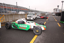 Car of Tony Kanaan, Andretti Autosport