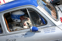 Jochen Mass, Mercedes-Benz 220s