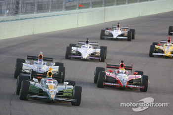 Takuma Sato, KV Racing Technology, Justin Wilson, Dreyer & Reinbold Racing