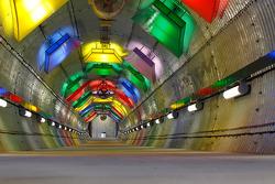 Tunnel at Kansas Speedway