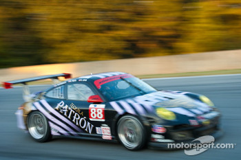 #88 Velox Motorsports Porsche 911 GT3 Cup: Shane Lewis, Jerry Vento