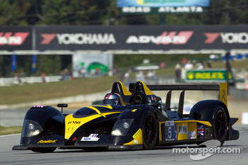 #5 Libra Racing Radical SR9 IES: Andrew Prendeville, Harri Toivonen, Peter Dempsey