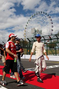 Drivers ready for Japanese GP at Suzuka