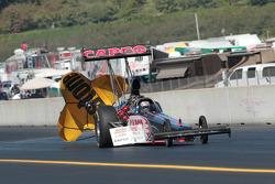 Steve Torrance, 2008 Capco Racing Tuttle Motorsports Hadman Dragster
