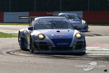 #60 Prospeed Competition Porsche 911 GT3 R: Petri Lappalainen, Markus Palttala