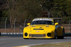 #1 10GTO '74 Porsche 911RSR: Hartmut Von Seelen