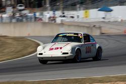 #231 8BP '69 Porsche 911R: David Bland
