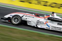 Roberto Merhi, Muecke Motorsport Dallara F308 Mercedes