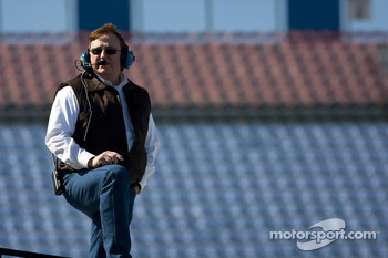 Team owner, Richard Childress