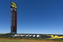 Talladega Superspeedway scoring tower