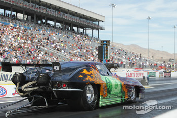 Mike Knowles, 1963 Blown Chrevrolet Corvette