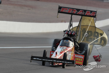 Cory McClenathan, 2009 Fram DSR Dragster