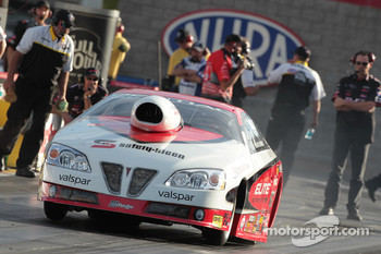 Richard Freeman, 2009 Pontiac GXP