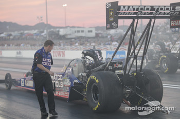 Antron Brown, 2010 Matco Tools DSR Dragster