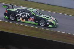 #81 Jaguar RSR Jaguar XKRS: Paul Gentilozzi, Marc Goossens, Tomy Drissi