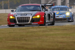 #98 KK Performance Audi R8 LMS: Marchy Lee, Alex Yoong, Matthew Marsh