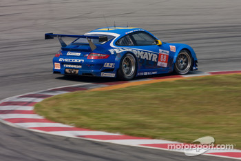 #88 Team Felbermayr Proton Porsche 911 GT3 RSR: Martin Ragginger, Christian Ried, Gianluca Roda