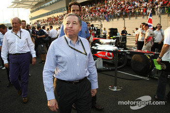 Todt wants in-season tests again