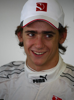 Esteban Gutierrez, BMW Sauber F1 Team