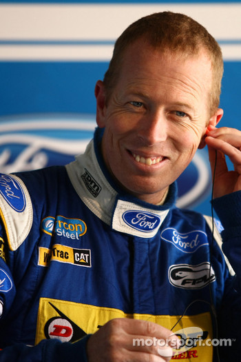 #6 Ford Performance Racing: Steve Richards